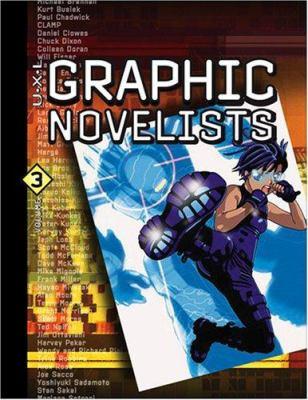 U-X-L graphic novelists