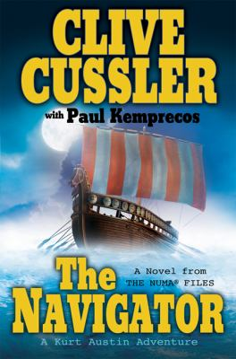 The navigator : a novel from the NUMA files / Clive Cussler with Paul Kemprecos.