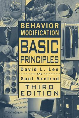 Behavior modification : basic principles