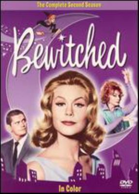Bewitched. The complete second season