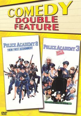 Police academy 2 Police academy 3