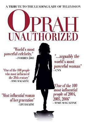 Oprah unauthorized a tribute to the leading lady of television.