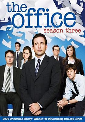 The office. Season three [videorecording] / Deedle-Dee Productions ; Reveille ; NBC Universal Television Studio.