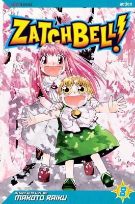 Zatch Bell!. 8