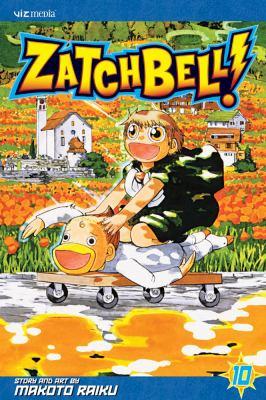 Zatch Bell, 10