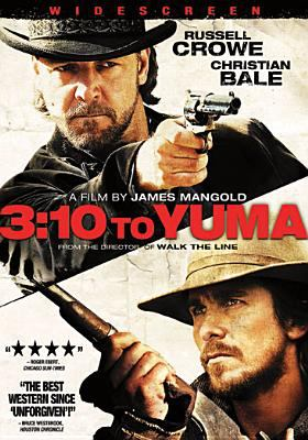 3:10 to Yuma / Lionsgate presents ; in association with Relativity Media ; a Tree Line Film production ; directed by James Mangold ; screenplay by Halsted Welles, and Michael Brandt & Derek Haas ; produced by Cathy Konrad.