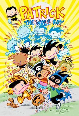 Patrick the wolf boy. Volume 4