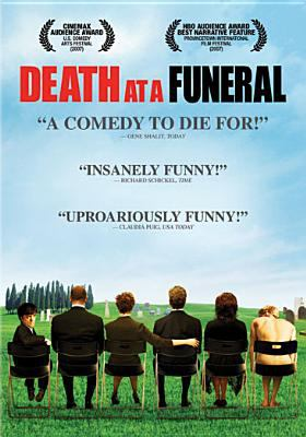 Death at a funeral [videorecording] / Sidney Kimmel Entertainment ; Parabolic Pictures ; Stable Way Entertainment ; VIP 1 Medienfonds ; VIP 2 Medienfonds in co-production with Target Media Entertainment, Film Sales Financing ; produced by Sidney Kimmel, Laurence Malkin, Diana Phillips, Share Stallings ; written by Dean Craig ; directed by Frank Oz.