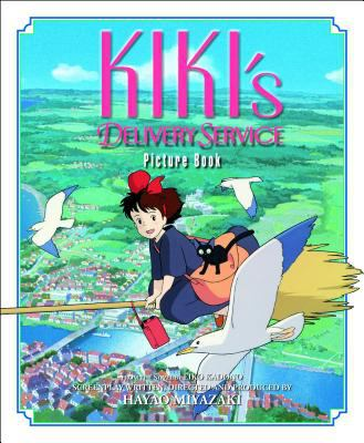 Kiki's delivery service : picture book