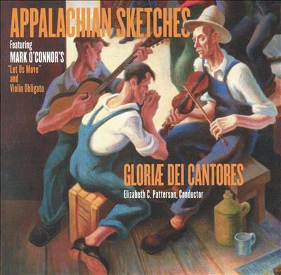 "Appalachian sketches : featuring Mark O'Connor's ""Let us move"" and violin obligato."