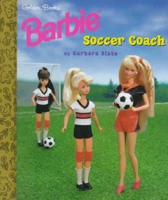 Barbie, soccer coach