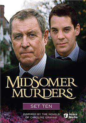 Midsomer murders. Sauce for the goose