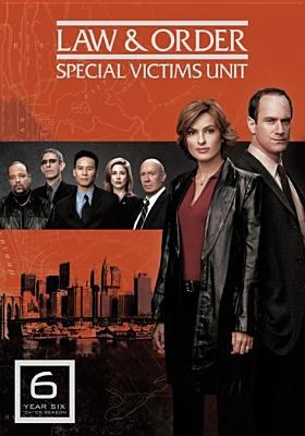 Law & order: Special Victims Unit. Year six '04/'05 season