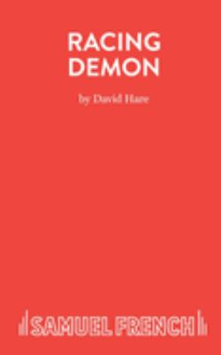 Racing demon : a play