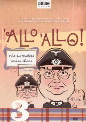 'Allo 'allo!. The complete series three
