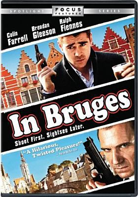 In Bruges / Focus Features presents ; in association with Film4 ; a Blueprint Pictures production ; in association with Scion Films ; a Martin McDonagh film ; written and directed by Martin McDonagh ; produced by Graham Broadbent, Pete Czernin.