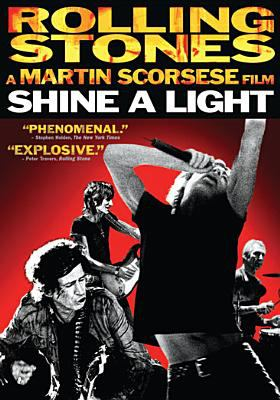Shine a light [videorecording] / Paramount Classics in association with Concert Productions International and Shangri-La Entertainment ; directed by Martin Scorsese.
