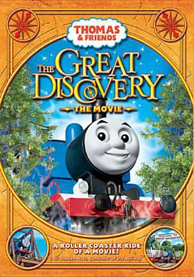 Thomas & friends : the great discovery : the movie / Hit Entertainment.