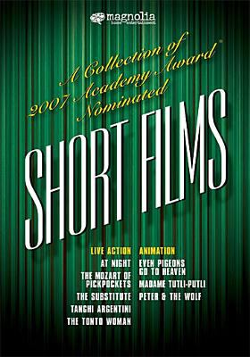 A collection of 2007 Academy Award nominated short films [videorecording].