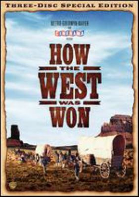 How the West was won [videorecording] / Metro-Goldwyn-Mayer and Cinerama ; written by James R. Webb ; directed by Henry Hathaway, John Ford, George Marshall ; produced by Bernard Smith.