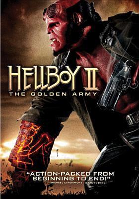 Hellboy II [videorecording] : the golden army / Universal ; director, Guillermo del Toro.