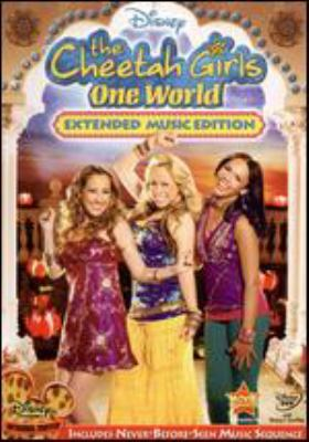 The Cheetah Girls. One world