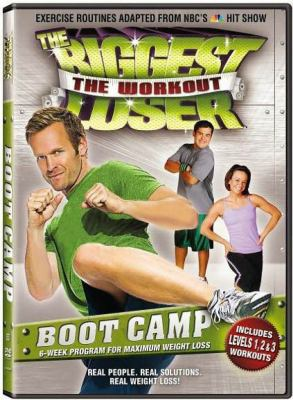 The biggest loser, the workout : boot camp / NBC Universal and NBC Studios and Reveille ; FITVID Productions, Inc. ; producer/director, Cal Pozo.