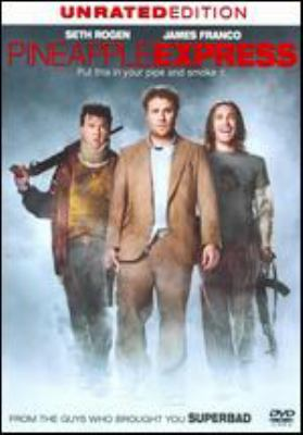 Pineapple Express / Columbia Pictures presents in association with Relativity Media an Apatow Company Production ; produced by Judd Apatow, Shauna Robertson ; screenplay by Seth Rogen & Evan Goldberg ; directed by David Gordon Green.