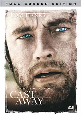 Cast away / Twentieth Century Fox and Dreamworks Pictures present an Imagemovers/Playtone production ; directed by Robert Zemeckis ; written by William Broyles, Jr. ; produced by Steve Starkey, Tom Hanks, Robert Zemeckis, Jack Rapke ; a Robert Zemeckis Film.