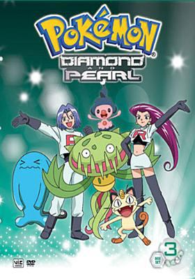 Pokémon. Diamond and Pearl. Box set 3