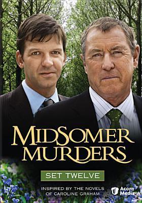 Midsomer murders. Set twelve. [Disc 2]