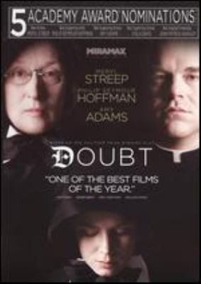 Doubt [videorecording] / Miramax Films presents a Scott Rudin production ; a film by John Patrick Shanley ; executive producer, Celia Costas ; produced by Scott Rudin, Mark Roybal ; written for the screen and directed by John Patrick Shanley.