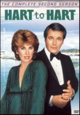 Hart to Hart. The complete second season