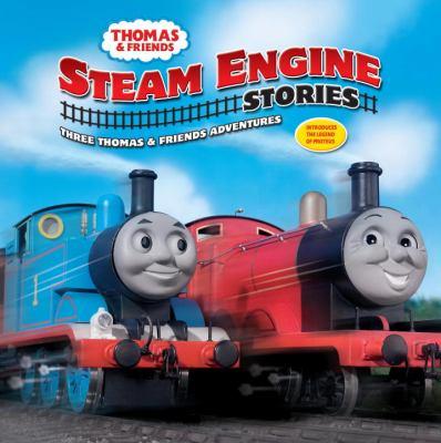 Steam engine stories : three Thomas & friends adventures