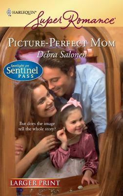 Picture-perfect mom