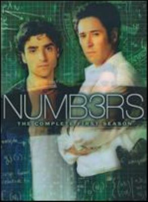Numb3rs. Season one [videorecording] / created by Cheryl Heuton & Nicolas Falacci ; Scott Free in association with Paramount.