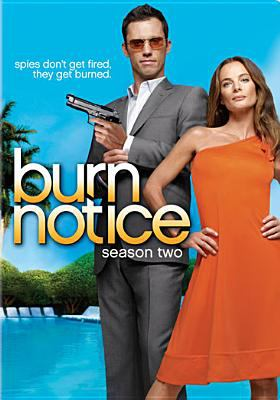 Burn notice. Season two