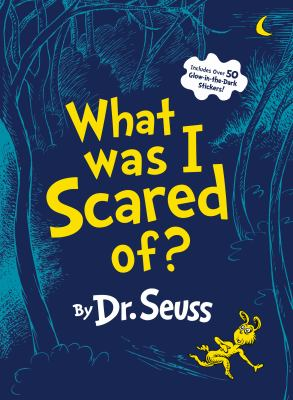 What was I scared of? : a glow-in-the-dark encounter