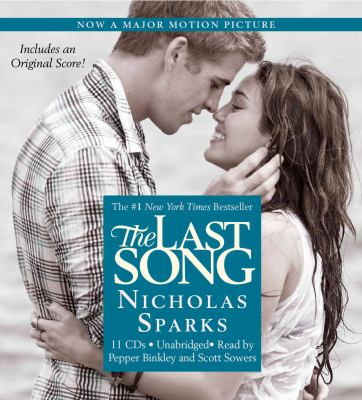 The last song [sound recording] / Nicholas Sparks.