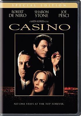 Casino [videorecording] / Universal Pictures, Syalis D.A. & Legend Enterprises ; produced by Barbara De Fina ; screenplay by Nicholas Pileggi & Martin Scorsese ; directed by Martin Scorsese.