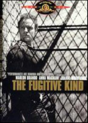 The fugitive kind [videorecording] / a Jurow-Shepherd-Pennebaker production ; produced by Martin Jurow and Richard A. Shepherd ; screenplay by Tennessee Williams and Meade Roberts ; directed by Sidney Lumet.