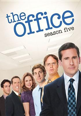 The office. Season five [videorecording] / Universal Network Television LLC/NBC Studios, Inc. ; Deedle-Dee Productions ; Reveille ; Universal Media Studios.