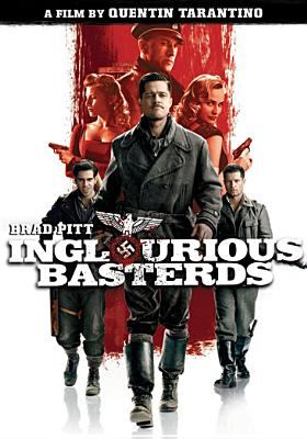 Inglourious basterds / the Weinstein Company and Universal Pictures present a Band Apart, a Zehnte Babelsberg Film GmBH production ; produced by Lawrence Bender ; written and directed by Quentin Tarantino.