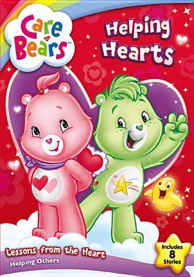 Care Bears. Helping hearts.