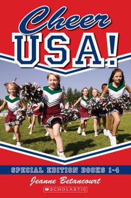 Cheer USA! : special edition, books 1-4