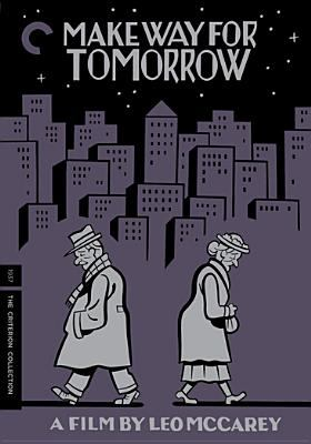 Make way for tomorrow [videorecording] / a Paramount Picture ; Adolf Zukor presents ; a film by Leo McCarey ; screen play by Viña Delmar ; directed by Leo McCarey.