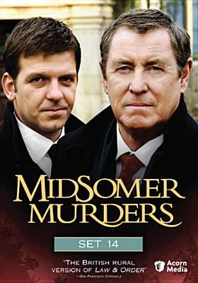 Midsomer murders. Set 14