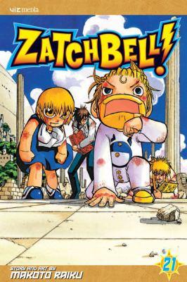 Zatch Bell!. 21