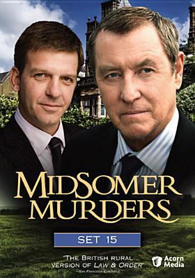 Midsomer murders. Set 15