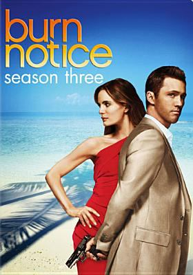 Burn notice. Season three